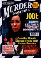 Murder Most Foul Magazine Issue NO 121