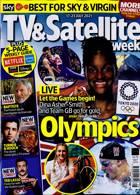 Tv And Satellite Week  Magazine Issue 17/07/2021