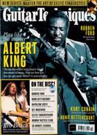 Guitar Techniques Magazine Issue OCT 21