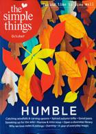 Simple Things Magazine Issue OCT 21