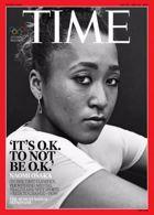 Time Magazine  Magazine Issue 19/07/2021
