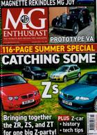 Mg Enthusiast Magazine Issue SUMMER