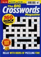 Big Crosswords Magazine Issue NO 80