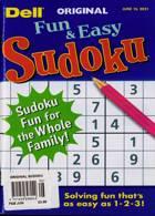 Original Sudoku Magazine Issue F&E JUN