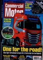 Commercial Motor Magazine Issue 13/05/2021