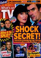 Whats On Tv England Magazine Issue 17/07/2021