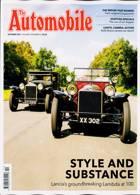 Automobile  Magazine Issue OCT 21