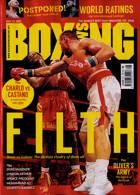 Boxing News Magazine Issue 15/07/2021
