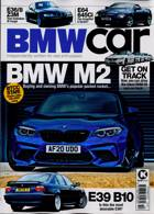 Bmw Car Magazine Issue OCT 21