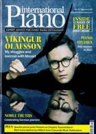 International Piano Magazine Issue SEP 21