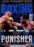 Boxing News Magazine Issue 13/05/2021