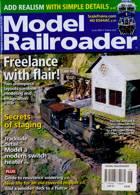 Model Railroader Magazine Issue JUN 21