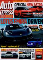 Auto Express Magazine Issue 14/07/2021