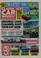 Classic Car Weekly Magazine Issue 12/05/2021