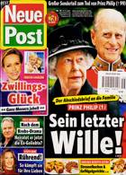 Neue Post Magazine Issue NO 16