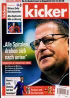 Kicker Montag Magazine Issue NO 22