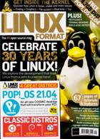 Linux Format Magazine Issue SEP 21