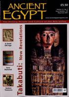 Ancient Egypt Magazine Issue MAY-JUN