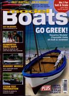 Model Boats Magazine Issue JUN 21