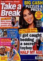 Take A Break Magazine Issue NO 21