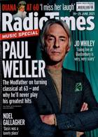 Radio Times London Edition Magazine Issue 19/06/2021