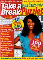 Tab My Favourite Puzzles Magazine Issue JUL 21