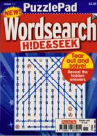 Puzzlelife Ppad Wordsearch H&S Magazine Issue NO 11