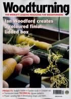 Woodturning Magazine Issue WT357