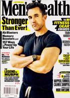 Mens Health Usa Magazine Issue MAY 21
