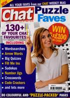 Chat Puzzle Faves Magazine Issue NO 18