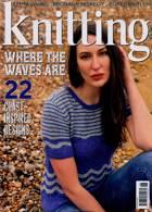Knitting Magazine Issue KM218
