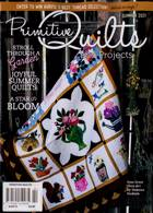 Primitive Quilts Magazine Issue SUMMER