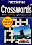 Puzzlelife Ppad Crossword Magazine Issue NO 60