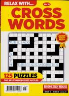 Relax With Crosswords Magazine Issue NO 16