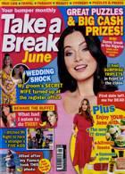 Take A Break Monthly Magazine Issue JUN 21
