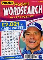 Puzzler Pocket Wordsearch Magazine Issue NO 452
