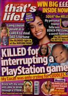 Thats Life Magazine Issue NO 25