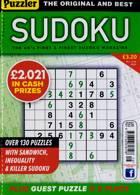 Puzzler Sudoku Magazine Issue NO 216