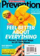 Prevention Magazine Issue JUN 21