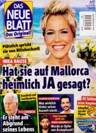 Das Neue Blatt Magazine Issue NO 21