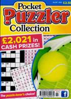 Puzzler Pocket Puzzler Coll Magazine Issue NO 107