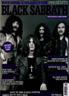 Record Collec Pres Black Sabb Magazine Issue 20/05/2021