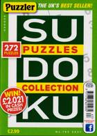 Puzzler Sudoku Puzzle Collection Magazine Issue NO 163