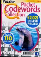 Puzzler Q Pock Codewords C Magazine Issue NO 163