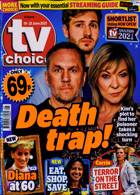 Tv Choice England Magazine Issue NO 25