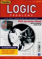 Puzzler Logic Problems Magazine Issue NO 443