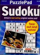 Puzzlelife Ppad Sudoku Magazine Issue NO 65