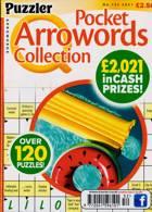 Puzzler Q Pock Arrowords C Magazine Issue NO 152