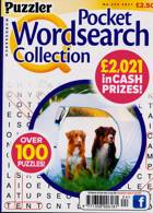 Puzzler Q Pock Wordsearch Magazine Issue NO 224