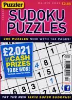 Puzzler Sudoku Puzzles Magazine Issue NO 210